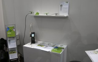 Farsens battery-free sensors at InnoTrans 2014