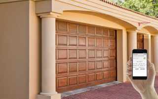 bluetooth-lock-for-garage-and-parking-doors