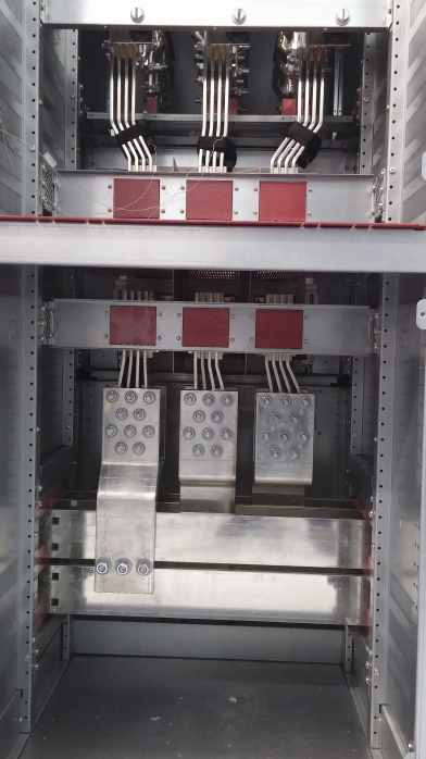 Hot spot monitoring in switchgear