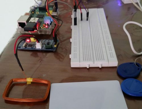 DIY RFID – RFID parking solution with Raspberry Pi