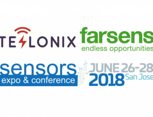 Farsens & Teslonix jointly exhibit at Sensors Expo 2018