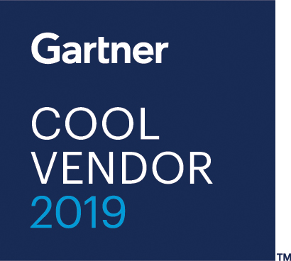 Gartner 2019 Cool Vendor logo
